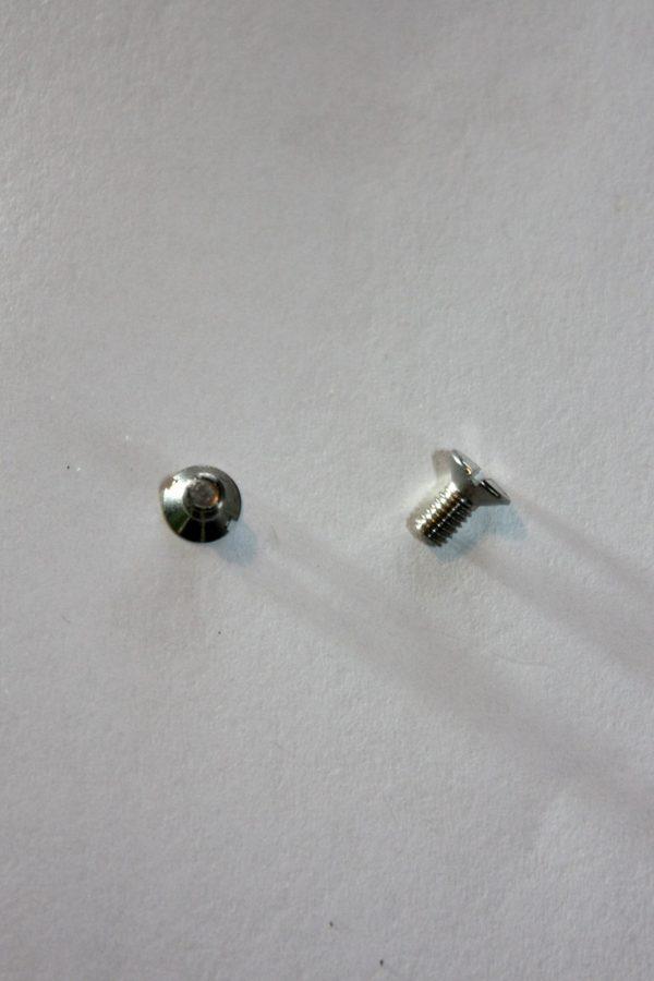 Schraube M3 x 6 für Grundfos MP1 (Teilenummer Pos. 215a)
