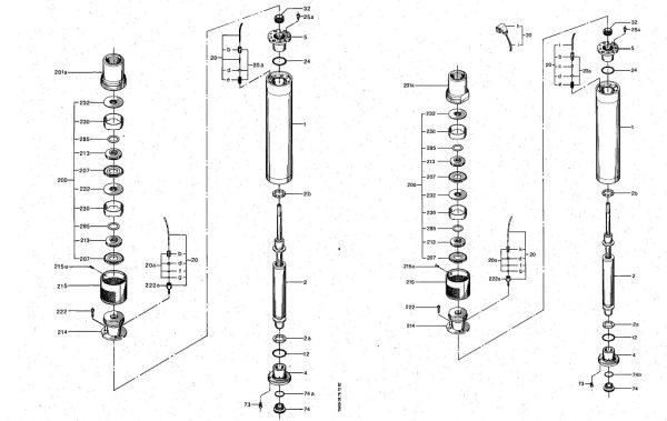 Kabelmontageset MP1