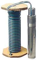 """2""""-Probenahmepumpe Grundfos MP1 mit 30 m Kabel"""