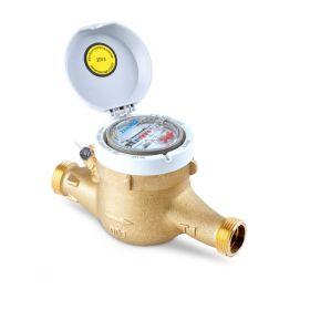 Wasserzähler Typ MTKD-N (Trockenläufer) QN 15 (Q3=25) Flanschanschluss