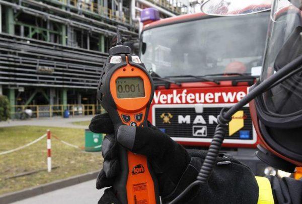 PID Gasdetektor PHOCHECK TIGER Standard mit Datenlogger , Messbereich 0,1 - 10000 ppm