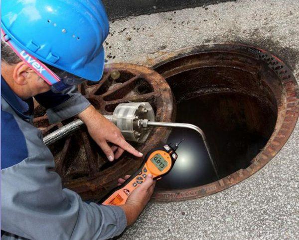PID Gasdetektor PHOCHECK TIGER ppm H & S mit Datenlogger , Messbereich 0,1 - 10000 ppm