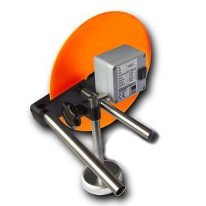 Scheibenskimmer Rapid 4 für Oberflächen bis 2 m²